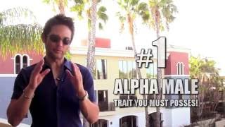 HOW TO BECOME AN ALPHA MALE ( #1 BIGGEST PERSONALITY TRAIT YOU MUST POSSES!!! )