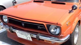 Restored Toyota Trueno TE27