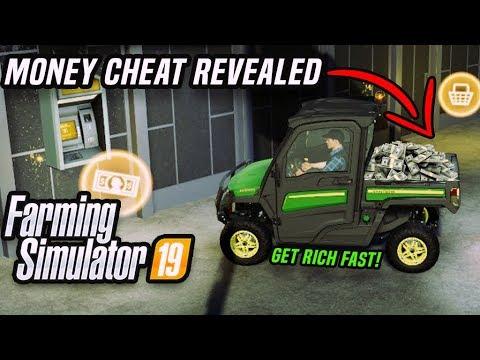 Farming Simulator 19!!! Multiplayer Money Mod How To Get
