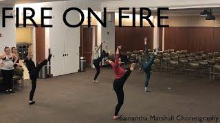 Fire on Fire (Sam Smith)    Samantha Marshall Choreography