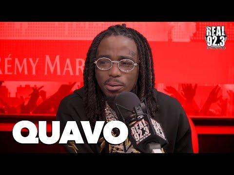 Quavo talks Dating Saweetie, Lil Peep, Migos/Drake Album, & Joe Budden Beef