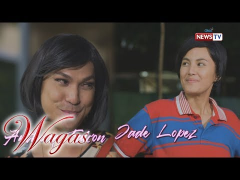 [GMA]  Wagas: Love story ng isang transman at transwoman, tampok sa 'Wagas!'