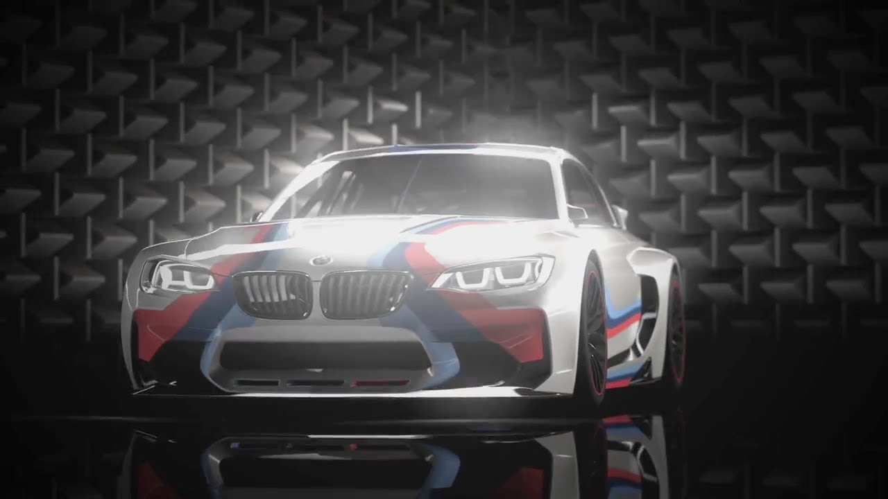Drive the BMW Vision GT in Gran Turismo 6