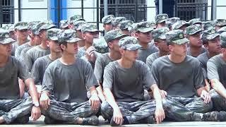 黃埔軍校深圳訓練基地培訓花絮 Part 1 - Whampoa Military Corporate Training
