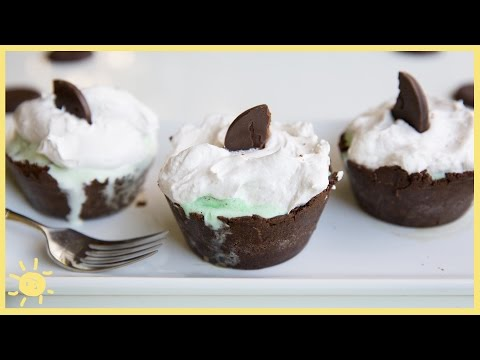EAT | Girl Scout Cookie Ice Cream Pie