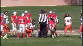 Central High School Freshman vs GJHS 10/3/16