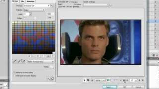 How to make Animated gif files in Adobe Fireworks