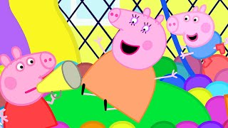 Peppa Pig Official Channel | Soft Play