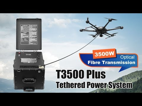 FOXTECH T3500 Plus 3500W Tethered Power System For Multi-rotor Drone