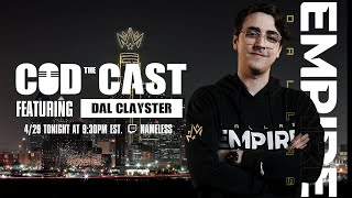 """The Codcast #27 - James """"Clayster"""" Eubanks"""