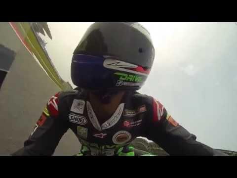 A lap of Sepang International Circuit with Zulfahmi Khairuddin