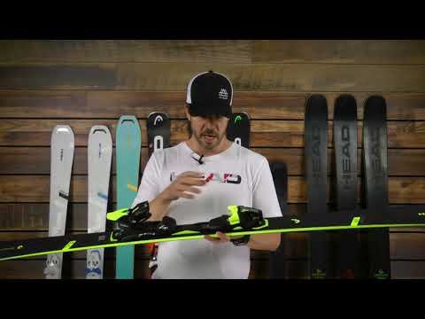 Head Super Joy System Skis