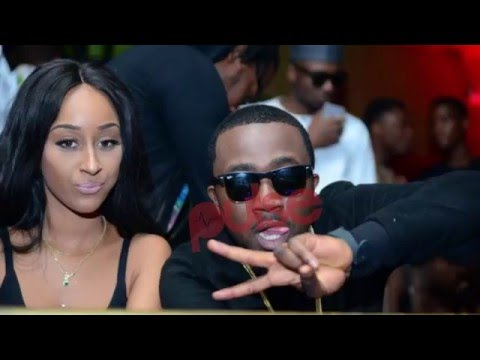 Ice Prince Breaks Up With His Girlfriend, Maima | Pulse TV