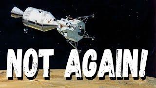 Why Trump Shouldn't Send NASA Back to the Moon