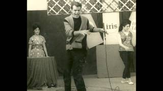 Raridade!!! George Freedman No Programa Do Aguillar Nos Anos 60