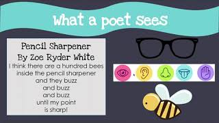 2nd Grade Writing Poetry with a Poet's Eyes
