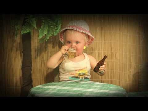 Babies are MEAN drunks - Hilarious!