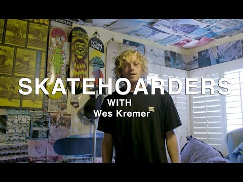 SkateHoarders | Wes Kremer | TransWorld SKATEboarding