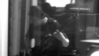 Arabs in Aspic - Recording bass guitar @ StudioStudio