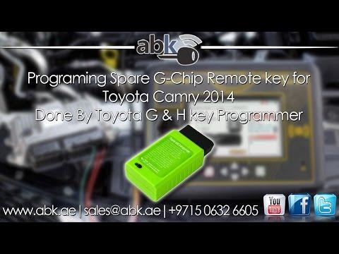 2014 toyota corolla transponder key