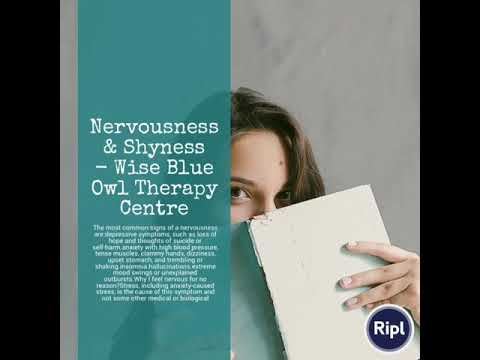 Hypnotherapy for nervousness
