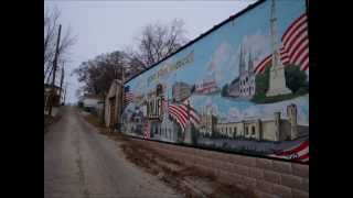 Steeleye Span: Gone to America (Slide Show of Joliet, Illinois)