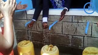 Water CS Simon Chelugui opens Kiptoim water project in Baringo