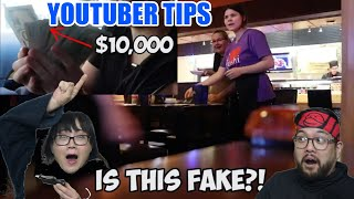 Mr Beast gives $30,000 to strangers! Watch their reactions as they win a lotto they never entered