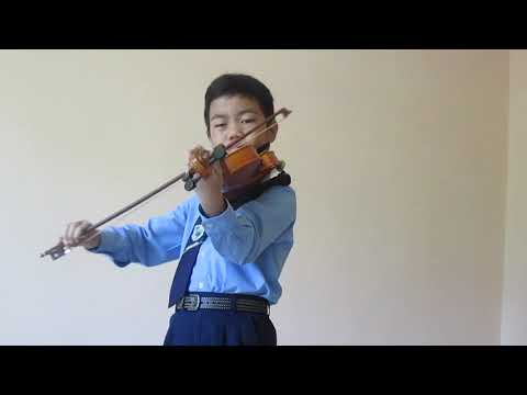 Bach Double Violin Concerto, violin 1 - Play With Ray