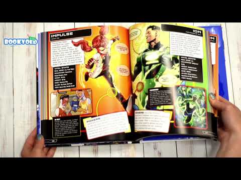 Видео обзор DC Comics: The Ultimate Character Guide