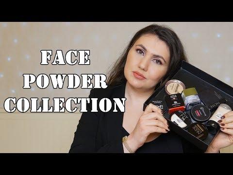 Colectia de machiaj | Despre pudre | Makeup Collection