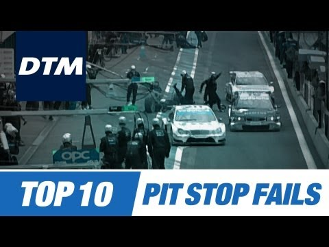Play Download DTM Top 10 Pit Stop Fails