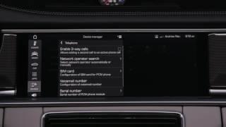 2017-2019 Panamera PCM Videos | Porsche iManuals