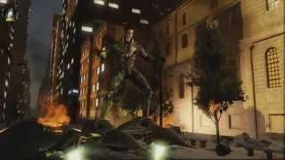 The Amazing Spider Man 2: Spider Man Vs Green Goblin Full Fight HD