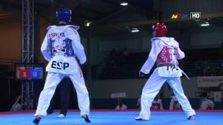 [WORLD CUP-Quarterfinal] MALE   ESP VS TPE