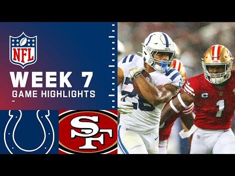 San Francisco 49ers vs Indianapolis Colts</a> 2021-10-25