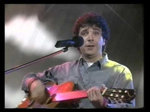 Ignacio Copani video El jefe - Estudio CM 1996