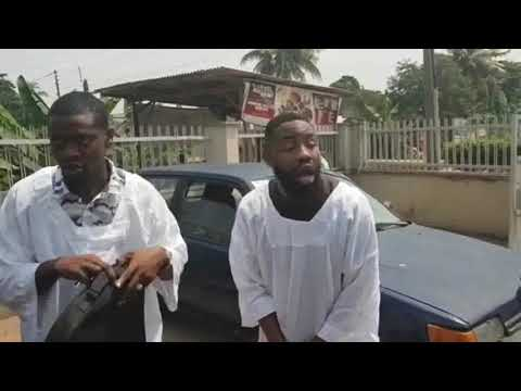 Woli Arole And Adedimeji Lateef finally found their boxers stealer; and He bought a Benz too!