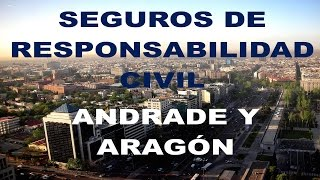 preview picture of video 'Seguros de Responsabilidad Civil - Barrio Salamanca | 976 754 810 | Seguros - Madrid - AXA'