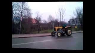 preview picture of video 'Pokaz pojazdów rolniczych - Gmina Pruszcz Gdański  2013'