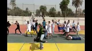 preview picture of video 'Baghdad Dentistry Harlem Shake'