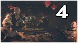 Black Ops 3 Walkthrough - Part 4 - Misson 4 - Provocation