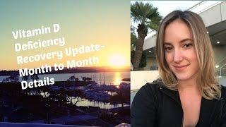 Vitamin D Deficiency - How I Felt Physically And Mentally