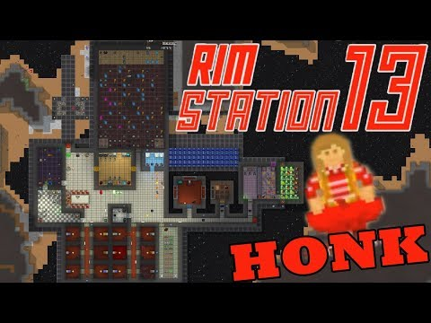 Space Station 13 in Rimworld - Rimstation 13