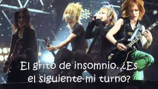 The gazette - Agony Sub. español.