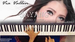 Via Vallen   Sayang (Piano Cover)