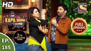 The Kapil Sharma Show New Season - दीं कपिल शर्मा शो नई सीजन - EP 185 - 5th Sep 2021 - Full Episode