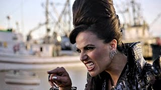 Evil Queen: Ill Just...Watch You Tear Yourselves Apart (Once Upon A Time S6E2)