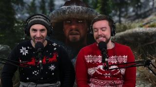Festive Skyrim Mods with Cam and Seb!