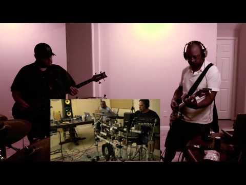 Wayne Louie Drummer - Monster Zero 2011 Madder Than Hell